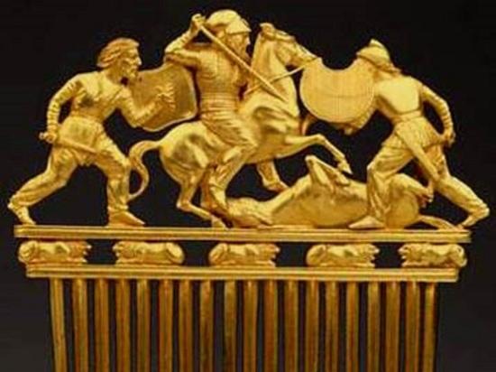 Британское издание заявило о желании России клонировать древних воинов