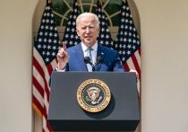 После введения Соединенными Штатами новых антироссийских санкций американский лидер Джо Байден выступил с речью