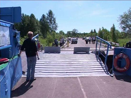 В Рыбинском районе заработает летняя переправа