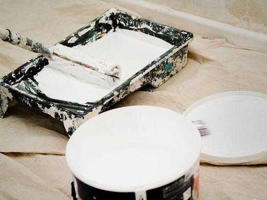 Создана «самая белая» краска