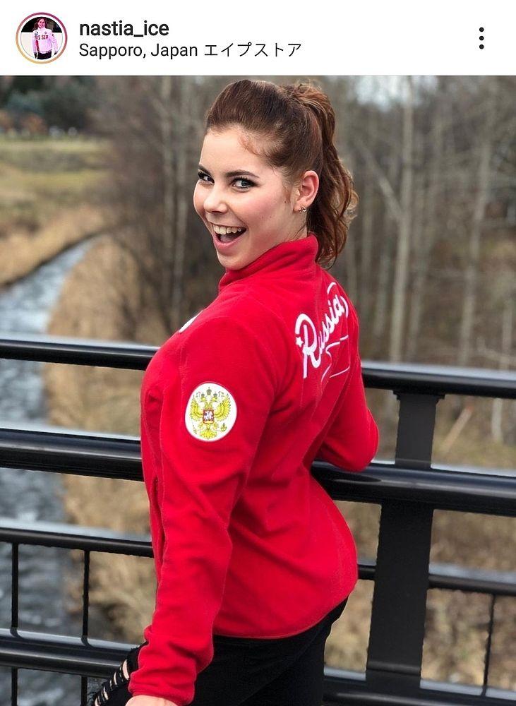 Анастасия Мишина готова снова стать чемпионкой мира: фото фигуристки