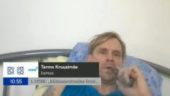 Эстонского депутата показали на заседании в Zoom с вейпом в кровати