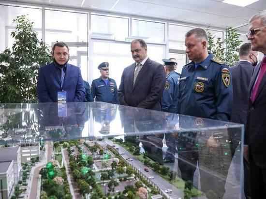 Глава МЧС России в Дагестане