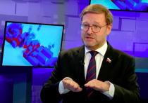 Косачев высказался о «не попавших ни разу» санкциях США