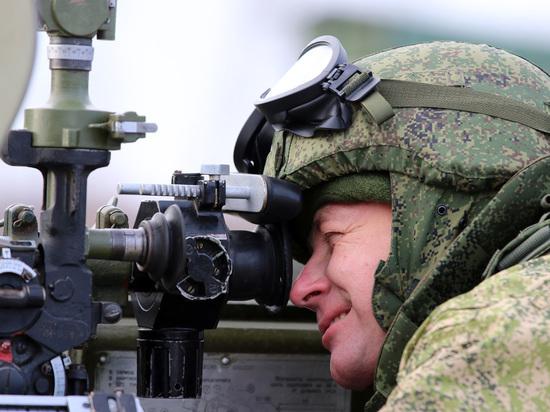 """Украинские военные не увидели признаков подготовки России к """"наступлению"""""""