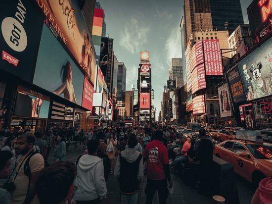 В Нью-Йорке проходят акции против полицейского насилия