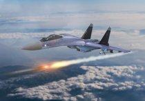 Минобороны РФ задействует более 50 самолетов на учениях над Черным морем