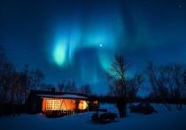 В субботу в Кировской области есть вероятность увидеть северное сияние