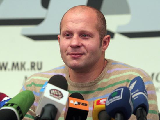 Федор Емельяненко проведет два прощальных боя