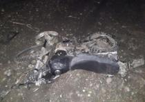 Мотоциклист погиб в Усольском районе