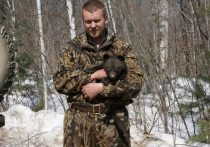 Виктор Кузьменко, руководитель приморского центра помощи диким животным