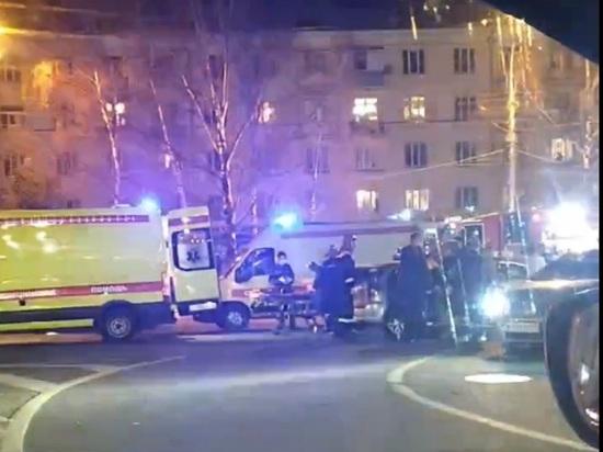 В Ярославле машины столкнулись на «роковом кругу»
