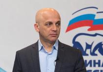 Элиссан Шандалович подал документы для участия в праймериз «Единой России»