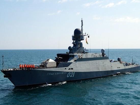 Черноморский флот получил подкреплние