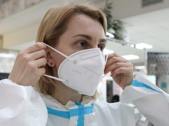 В Москве выявили 2 822 новых случая коронавируса