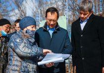 Глава Якутии поручил решить вопрос по проблемному дому в селе Иенгра