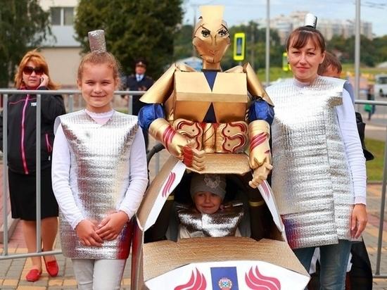 В Чебоксарском детском парке имени А.Г. Николаева пройдет конкурс-парад детских колясок