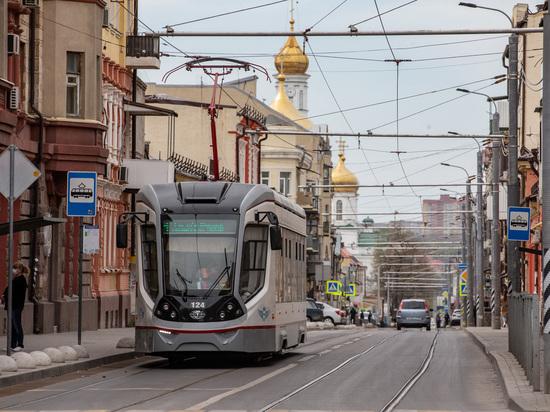 Трамваи №6 и №7 в Ростове временно изменят свои маршруты