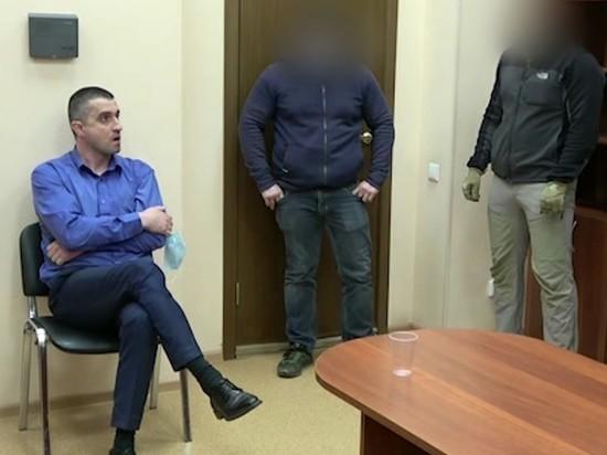 Опубликовано видео задержания консула Украины Сосонюка