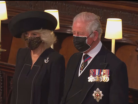 В Британии похоронили принца Филиппа