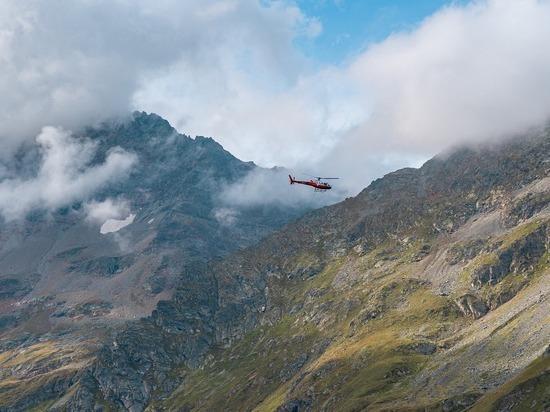 В Перу пять человек погибли при падении военного вертолета
