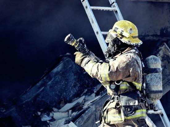 В Петропавловске украли пожарное оборудование