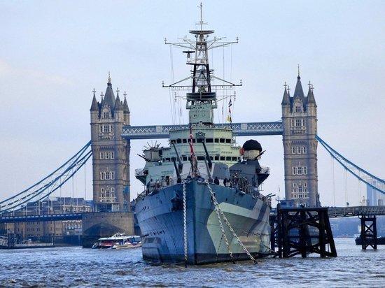 СМИ: два британских корабля отправятся в Черное море в мае