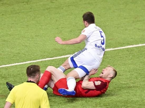 «Я на солнышке лежу»: «Енисей» проиграл «Оренбургу»