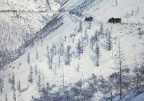 В Якутии запрещено движение по автодороге