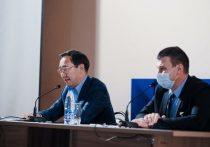 Глава Якутии встретился с коллективом Нерюнгринской ГРЭС