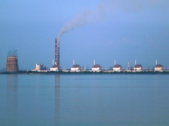 Запорожская АЭС отключила еще один энергоблок