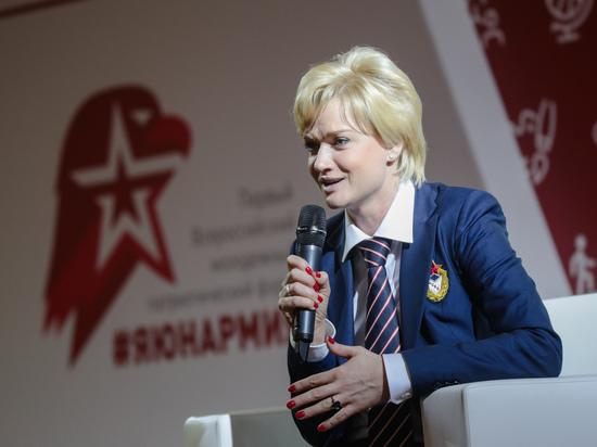 Российская олимпийская чемпионка, гимнастка и бывший депутат Госдумы Светлана Хоркина пожаловалась на пенсии