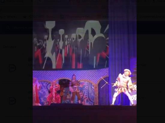 Красноярку удивила постановка «Емели» под 50 Cent и Pink Floyd