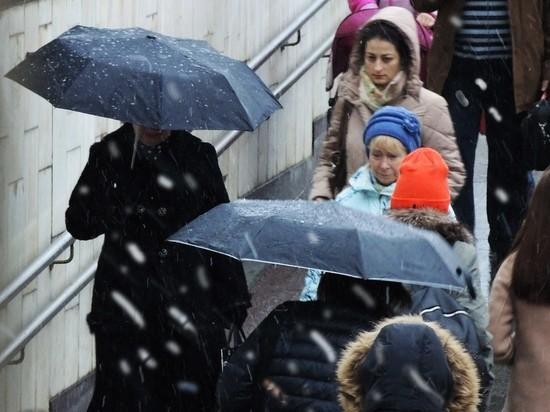 Долгожданное апрельское потепление в Москве оказалось нестабильным
