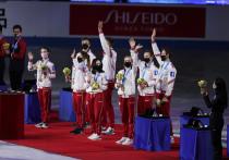 Фигурное катание России разгромило соперников в Осаке