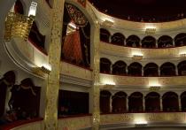В Астраханском Государственном театре оперы и балета прошла презентация нового проекта балета «Le Pari»