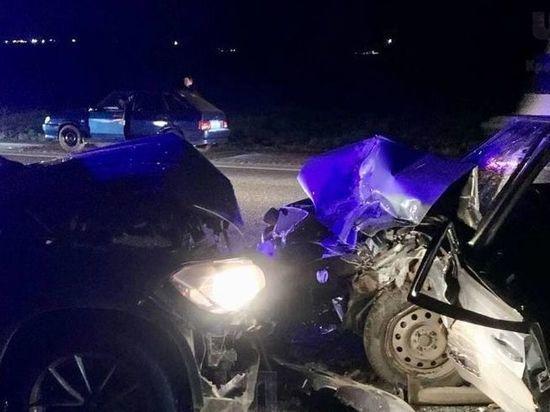 На Кубани произошло ДТП с участием полицейского