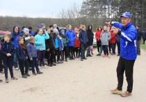 На Мекензиевых горах разыграли награды мастера и любители спортивного ориентирования