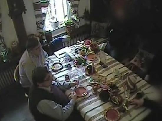 ФСБ опубликовала полное видео переговоров Зенковича и Федуты