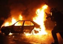 Опять поджог? В Ивановской области ночью сгорел очередной автомобиль
