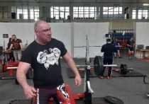 Пауэрлифтер из Серпухова стал призером Чемпионата Европы