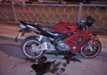 В екатеринбургской больнице скончался пешеход, которого сбил мотоцикл Хонда