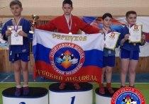 Спортсмены из Серпухова успешно выступили на традиционном турнире по самбо