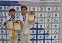 Дзюдоисты из Серпухова стали призерами открытого турнира