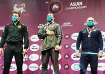 Якутянин Айаал Лазарев стал серебряным призером чемпионата Азии