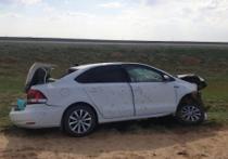 В Калмыкии произошло 10 аварий, пострадало 20 человек