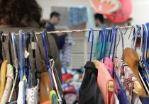 В Тюмени запустили экологическую акцию по сбору одежды