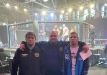 Югорчане завоевали золото и серебро на первенстве России по ММА