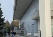Денисов заблудился в заборах музея космонавтики