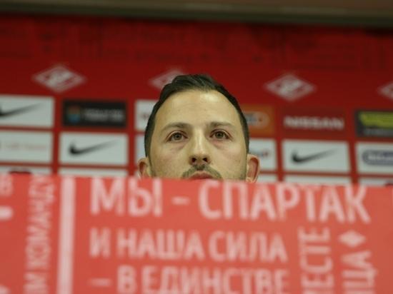Главный тренер команды, проигравшей два матча подряд с общим счетом 0:5, упрекнул футболистов в инфантильности